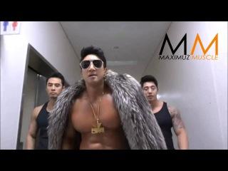Maximuz Muscle - Nunca miedo de talento para el espectculo,  Chul Soon y su pandilla en un coreano
