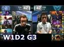 TSM vs SSG - Week 1 Day 2 | Group D LoL S6 World Championship 2016 W1D2 | TSM vs Samsung G1 Worlds