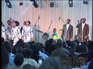 Il est roi plus  na kotika te by Brother Lifoko du Ciel (lsu Concert)