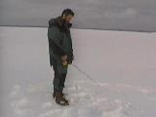 Планета рыбака: Зимняя рыбалка на Волге. Часть 9