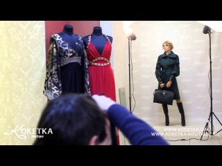 KOKETKA BOUTIQUE - яркие и модные цвета весенних пальто