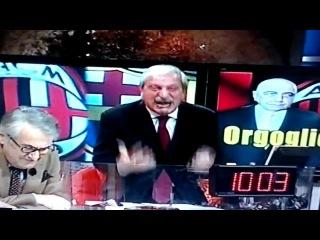 Milan-Barcellona 2-0 Crudeli Apoteosi di Felicità [Dall'Inizio alla Fine] 20-02-2013