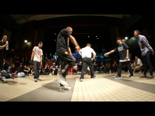 |  SIMPLY AUTHTC BATTLE - Final - Wbb VS The Rugged's|