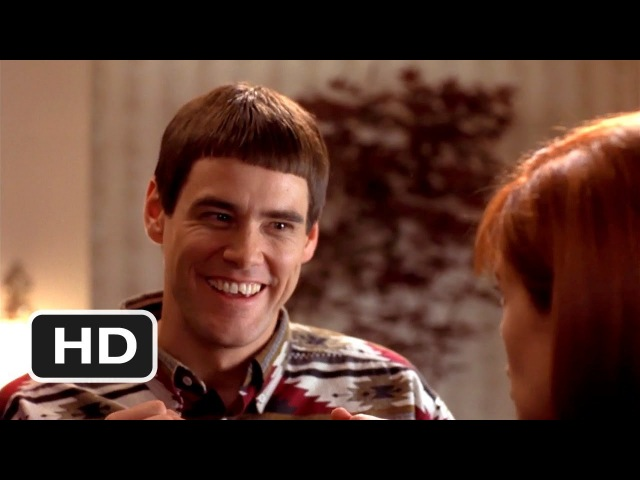 Theres a Chance - Dumb Dumber (56) Movie CLIP (1994) HD