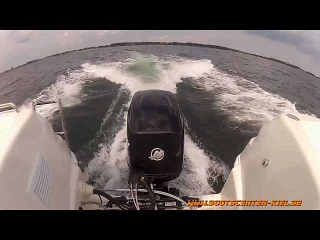 Quicksilver Captur 580 Pilothouse mit Mercury F 60 ELPT EFI Bootscenter Kiel