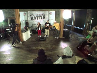 Lentos & Дмитрий Дым - FINAL Funbox A-One Hip-Hop Battle