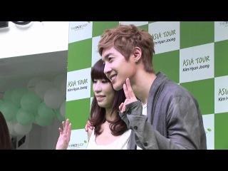 金賢重 (Kim Hyun Joong/김현중)『Kiss Kiss』 ()