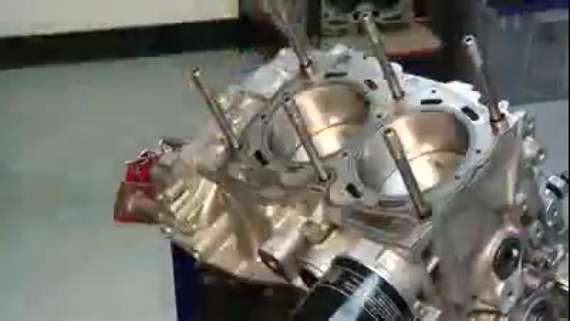 Ресталинг двигателя SUBARU IMPREZA WRX STi