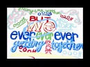 Taylor Swift We Are Never Ever Getting Back Together lyric video