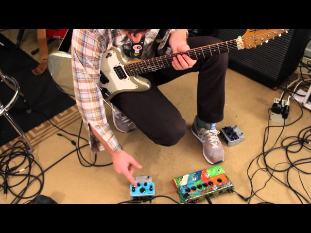 PedalsAndEffects: Source Audio Stingray Multiwave Distortion