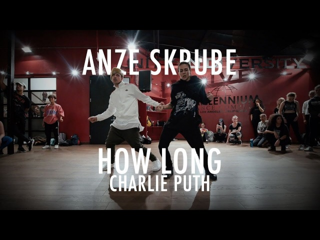 Charlie Puth How Long Choreography by Anze Skrube