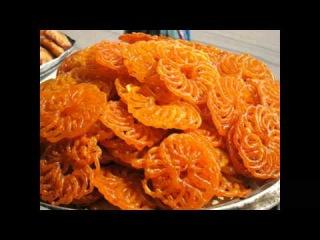 Веды Вегетарианство ДЖАЛЕБИ хрустящие жареные спирали в сиропе Лекции