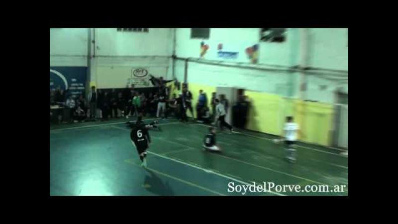 El Porvenir 6 San Lorenzo 3 Futsal AFA Soy del Porve