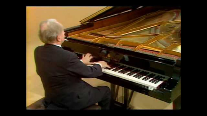 Wilhelm Kempff plays Beethoven's Moonlight Sonata mvt 3