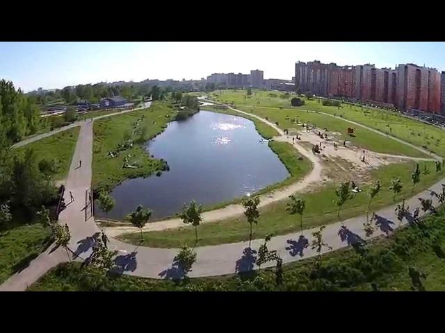 Парк в Кудрово 30 05 2015
