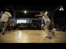 Area 47 Dance Battle - Hiphop Final - Waydi vs Kanon