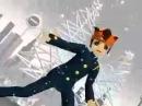 【MMD】円堂と風丸でWAVEFILE【イナイレ】 nikoniko