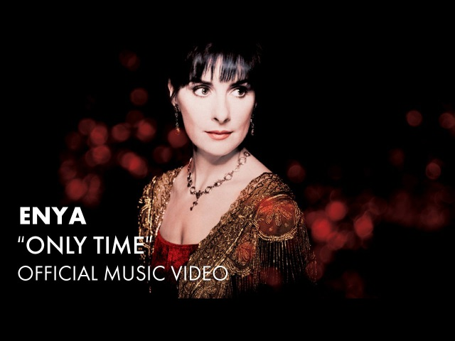 Enya - Only Time (Official 4K Music Video)
