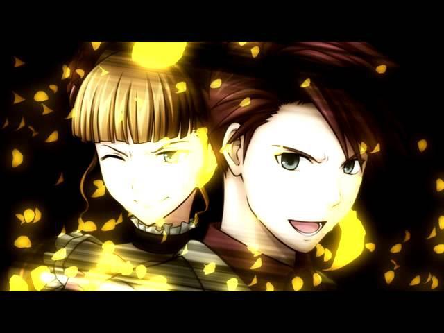 Umineko no Naku Koro ni Chiru PC OP 2 EP7 8 with PS3 sprites Kiri no Pithos