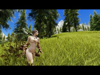The Elder Scrolls V: Skyrim (PC) 4K - Real HD RGR ENB Beta 1.0