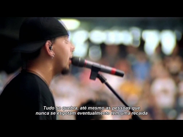 Linkin Park - P5HNG me a*Wy (Live In Texas)