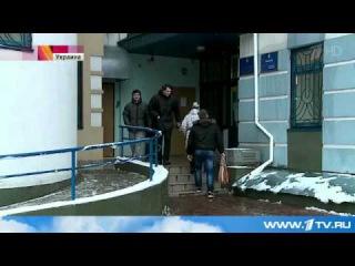 В Киеве набирает обороты протестная акция боевиков территориальных батальонов и нацгвардии