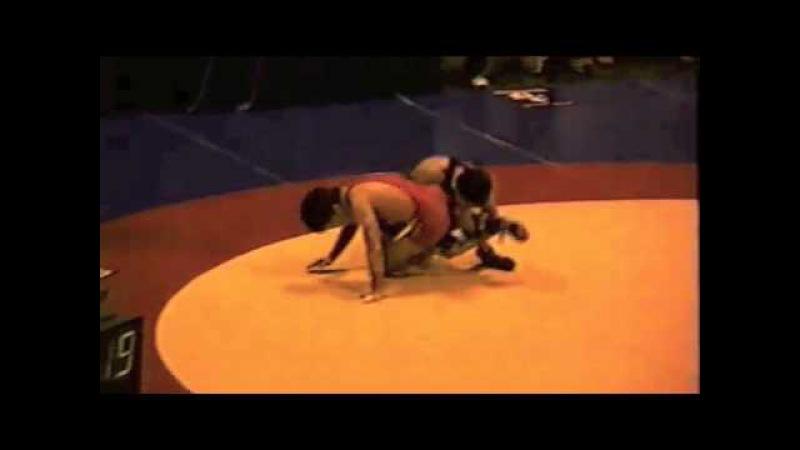 1993 Senior World Championships: 52 kg Zeke Jones (USA) vs. Valentin Jordanov (Bulgaria)