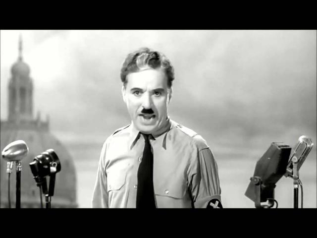 Charlie Chaplin-Let Us All Unite! Auto Tune remix.wmv