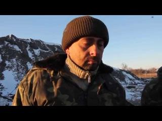 Интервью с пленными солдатами ВСУ Дебальцево (+18)