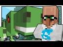 Minecraft | TRAYAURUS VISITS JURASSIC WORLD!! | Custom Mod Adventure