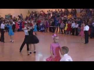 Кубок міського голови 2015 Андрій та Вікторія Діти Н