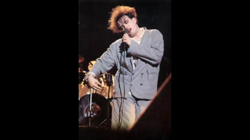 The Cure A Forest (Live Inbetween Days 1985)