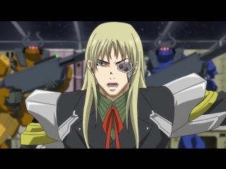 Uchuu Senkan Tiramisu / Космический линкор Тирамису - 8 серия [Озвучка: Oni, Berserk & Azazel (AniDub)]