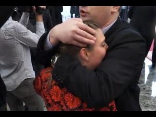 """Журналистке """"Россия 24"""" жестко закрыли рот. Минские переговоры!"""