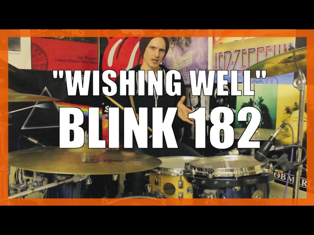 ★ Wishing Well (Blink 182) ★ FREE Drum Lesson | How To Play Drum BEAT - Alex Ribchester
