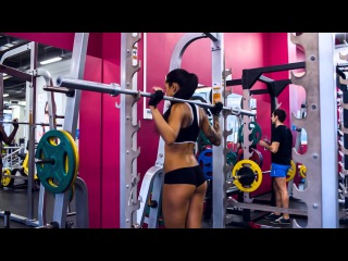 Anzhelika Anderson Workout Motivation