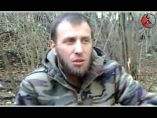 Обращение Амир Асада к жителям с. Махкеты