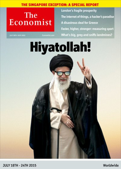 The Economist - 18TH - 24TH July 2015
