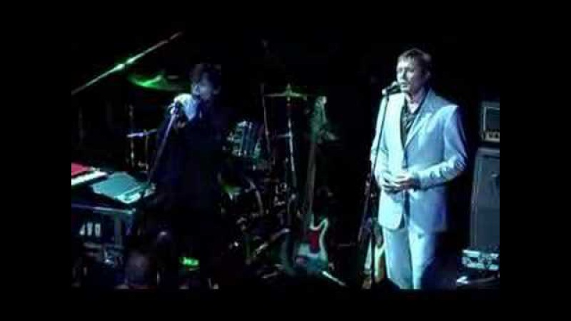 Chris Corner Simon Le Bon The Chauffeur Meli Melo Part 7