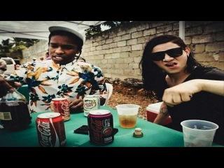 A$AP Ferg - Work & Skrillex - Bad Man - feat. Ragga Twins - Mashup (Loco Squad Remake)
