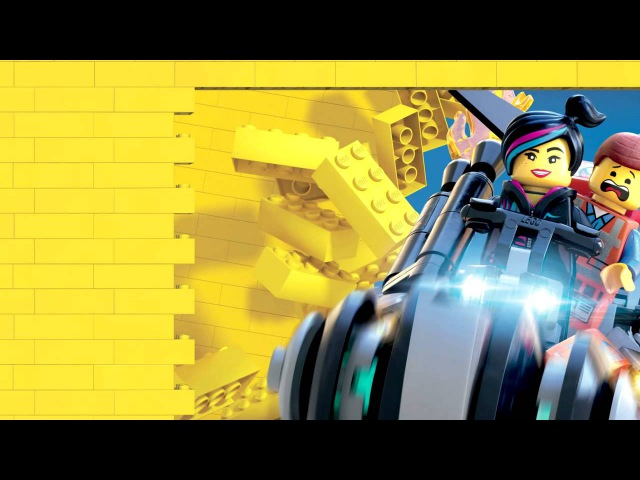 Everything Is Awesome Lyric Video Lego Movie Tegan and Sara feat The Lonely Island