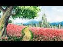Рисую акварелью Изумрудный город / The Emerald City in watercolor