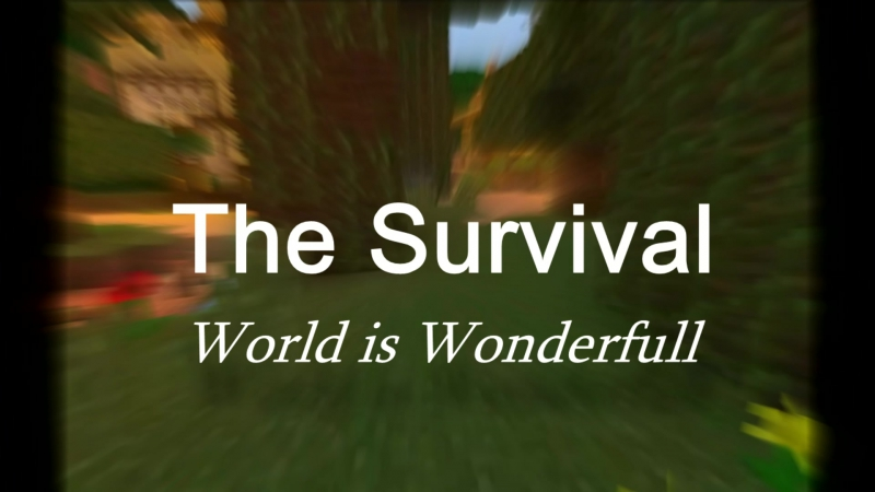 Легенда.. The SURVIVAL 1.1 - DGames Team