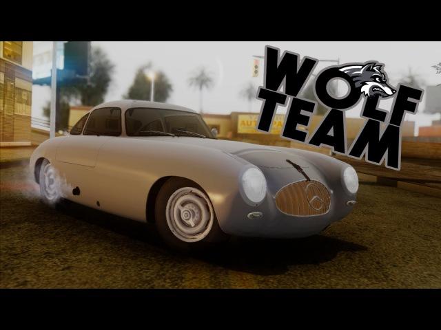 Mercedes Benz 300 SL W194 1952 GTA San Andreas by DIMEN