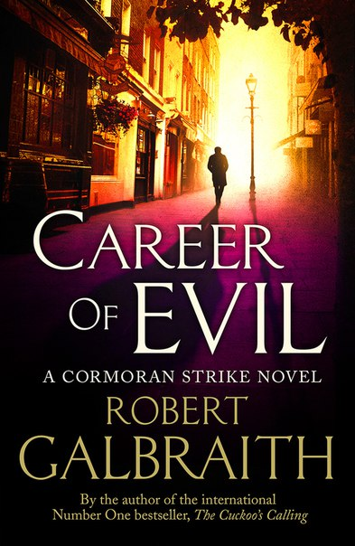 Career of Evil (Cormoran Strike #3)