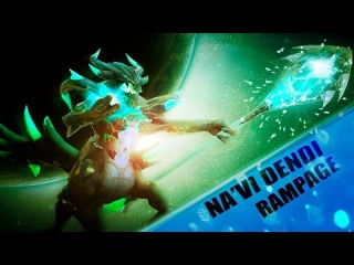 RAMPAGE MOMENT #2 outworld devourer NA'VI DENDI