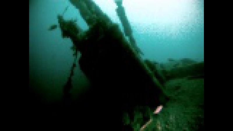 Plongée sur l'épave du sous-marin U976, l'île d'Yeu