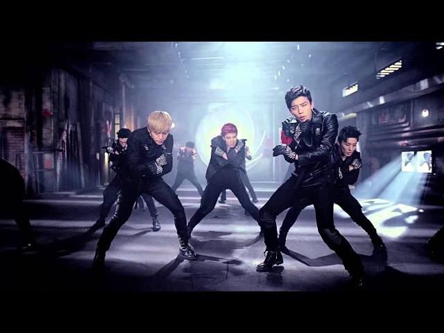 【MV】B.A.P「ONE SHOT」(JAPAN 2ND SINGLE / 2013.11.13)