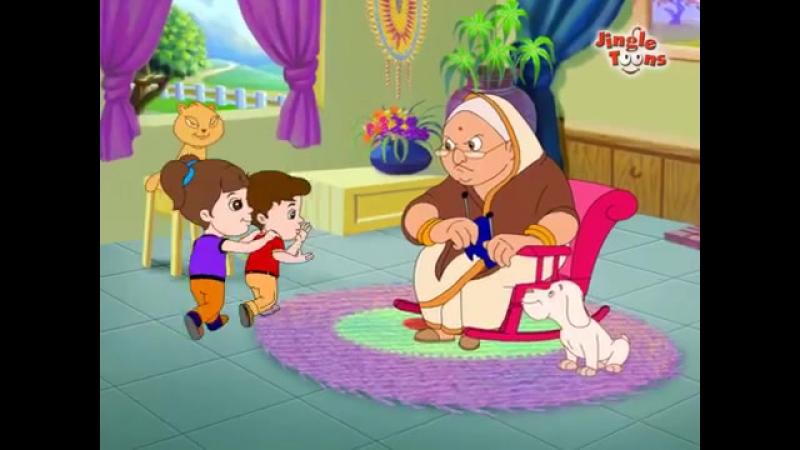 Nani Teri Morani - Hindi Balgeet Hindi Rhymes - Animted Songs by Jinlge Toons