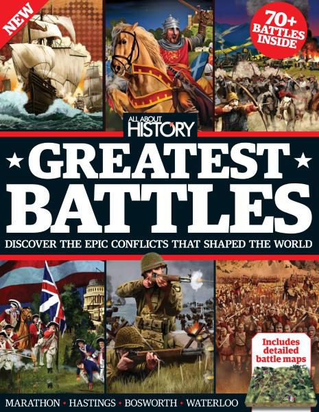 All About History - Book Of Greatest Battles 3rd Edition